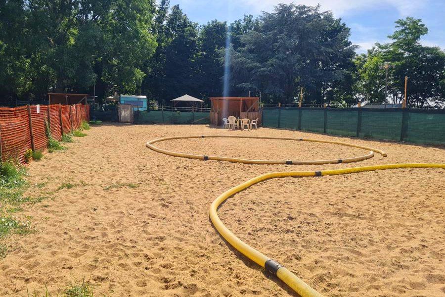 Hundespielplatz-Koeln-Niehler-Strand-7